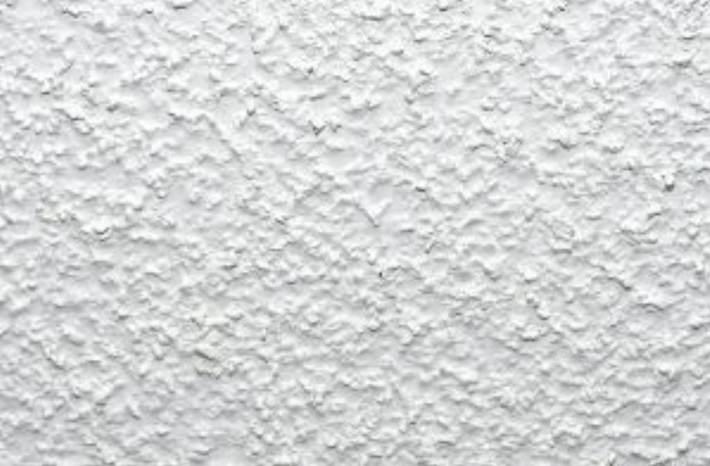 what do popcorn ceilings look like?