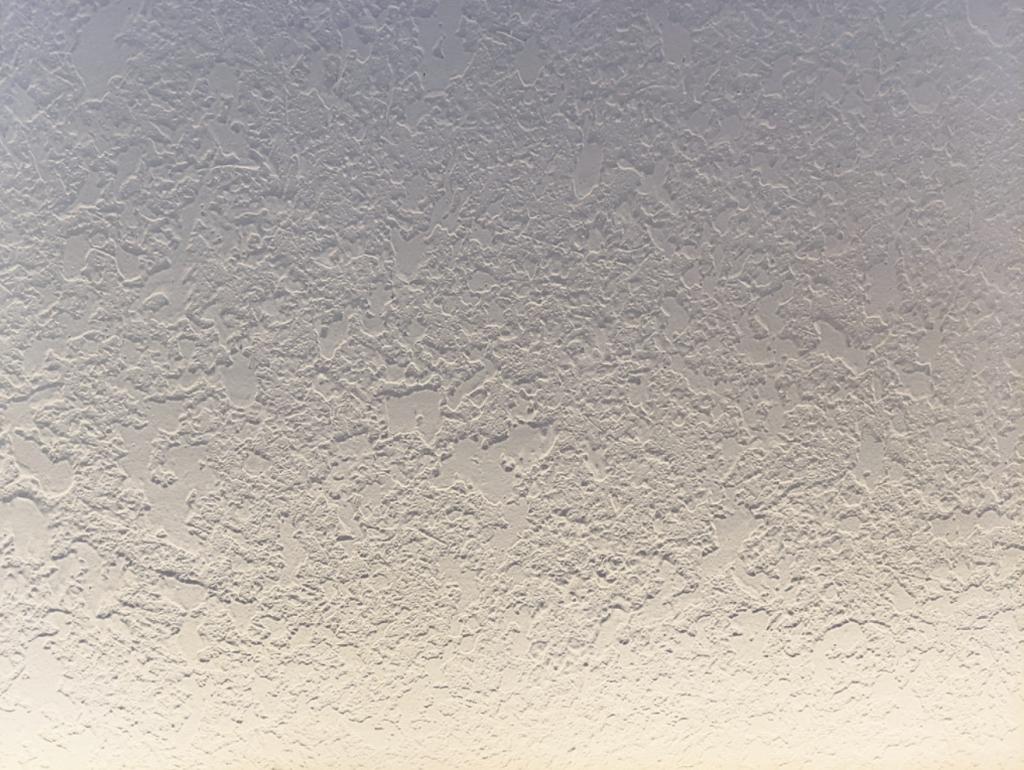 popcorn ceiling vs textured ceiling